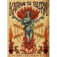 "KARMA TO BURN ""LIVE 2009 REUNION TOUR"" DVD NEW"