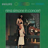 NINA SIMONE - IN CONCERT (BACK TO BLACK+DL-CODE)   VINYL LP NEW!