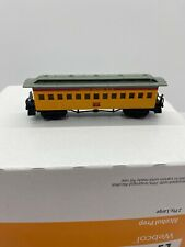 N Scale Bachmann Union Pacific 1860 Old Timer Passenger Coach #7 (no box)