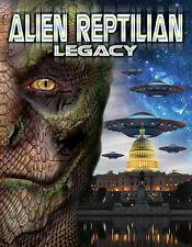 Alien Reptilian Legacy (2016, DVD New)