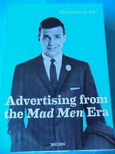 Mid-Century Ads : Advertising from the Mad Men ERA, 50S-60S 2 volumes, Taschen