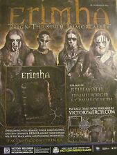 Erimha, Reign Through Immortality, Full Page Promotional Ad