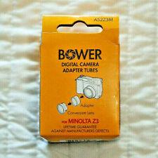 Bower Digital Camera Lens Adapter for Minolta Z3