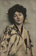 Actress Evelyn Nesbit The mikados bride Postcard Vintage Post Card