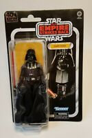 "Darth Vader 6"" Empire Strikes Back 40th Anniversary Star Wars Black Series New"