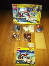 Lego Limited Edition SpongeBob SquarePants Emergency 3832 w/Box-Manual INCOMPLET