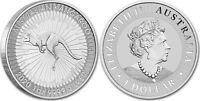 2020 Genuine Perth Mint 1 oz Australian Kangaroo Coin, Melbourne stock