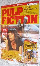 PULP FICTION (1994) LOCANDINA POSTER 68 X 48 PIEGATO