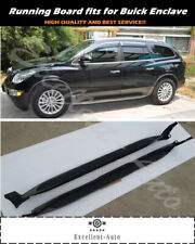 Fits For Buick Enclave 2010-2015 Side Step Running Board Nerf Bar Step Board