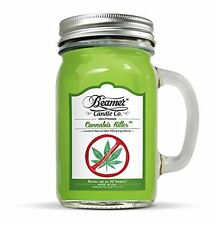 Cannabis Killer Scented, Removes Weed Smell, Mason style jar by Beamer - 12oz