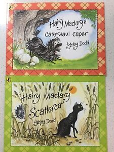 Hairy Maclary's Caterwaul Caper and Scattercat by Lynley Dodd (Paperback, 2006)