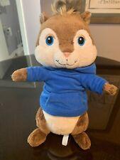 """7"""" Build A Bear THEODORE Chipmunk Alvin and the Chipmunks Bean Plush"""