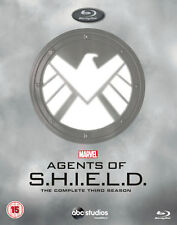Marvel's Agent of S.H.I.E.L.D. - Season 3 [Blu-ray] [5 Discs] SHIELD ✔NEW✔
