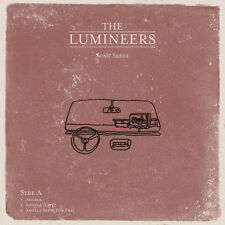 "THE LUMINEERS Song Seeds - 10""  RSD 2017  SEALED NEW!"