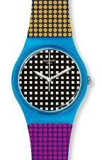 """SWATCH GENT """"BEHIND THE WALL"""" (GS146) NEUWARE"""
