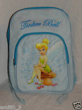 "NEW WITH TAG DISNEY TINKERBELL FULL SIZE BACKPACK 12""X16"""