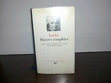 LA PLEIADE - LACLOS: OEUVRES COMPLETES - 1979 GALLIMARD