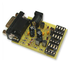Serial Eeprom programmer 24Cxx, 93Cxx and 25xxx