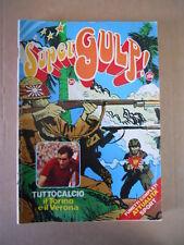 SUPERGULP Fumetti in TV n°31 1978 L' Uomo Ragno Nick Carter [G254A]