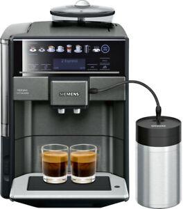 SIEMENS EQ.6 plus TE657F09DE extraKlasse Kaffeevollautomat coffeeSelect Display