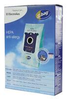 ELECTROLUX E206B S-Bag Hepa Anti-Allergy Vacuum Cleaner Bags