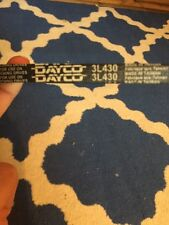 Dayco 3L430 V Belt  Vbelt
