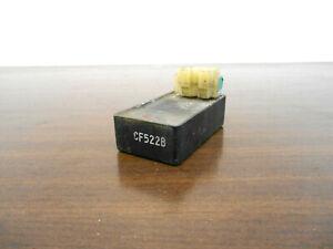 boitier CDI TCI d'origine pour Honda 125 MTXR type TC02 ref: 30410-KE1-741