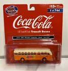 Mini Metals HO Scale Coca Cola GMC TDH-3610 Bus Atlanta #32316, New