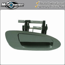 Exterior Door Handle Rear Right for 02-06 Nissan Altima DY2 Green B3776