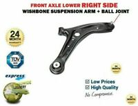 Front RIGHT WISHBONE CONTROL ARM for FORD FIESTA VI Van 1.0 EcoBoost 2013-on