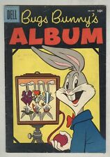 Four Color #647 VG 1955 Bugs Bunny Album