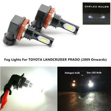 H9 LED Bulbs 130W 12V suit ARB IPF 800 900 Extreme Sport Driving Lights
