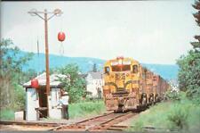 Maine Central Railway GP-38 No. 257 Note Red Balls Signals Seller's Ref: 24167