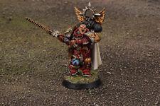 Warhammer 40K Blood Angels Space Marine - table ready Gabriel Seth (oop metal)