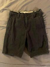 ABERCROMBIE KIDS Navy Blue Shorts BOY'S Size 8 NICE! FAST! Abercrombie & Fitch