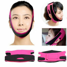 Ultra-thin Chin Cheek Slim Lift Up Anti Wrinkle Mask Strap Band V Face Line Belt