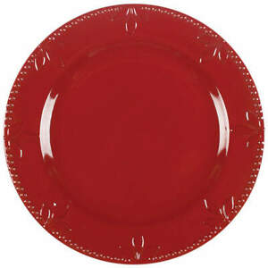 Signature Sorrento Ruby Dinner Plate 6174080