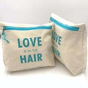 Brand New Moroccanoil Travel Bag {2 Bags}