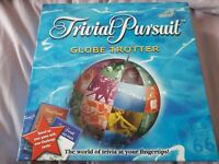Trivial Pursuit Globetrotter Edition 2003 by Parker.