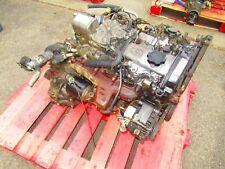 TOYOTA 2C DIESEL MOTOR GEARBOX MANUAL MT 2.0L DIESEL ENGINE 2C CORONA, TOWNACE