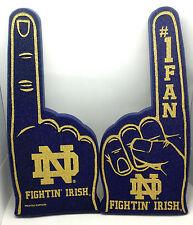 University of Notre Dame Foam #1 Fan Finger/Hand
