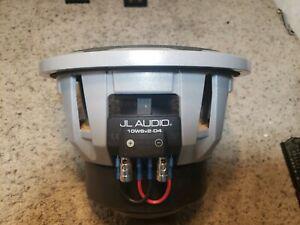 JL Audio 10w6v2d4
