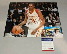 BROOKLYN NETS KEVIN DURANT signed autographed VINTAGE 11x14 PHOTO PSA/DNA COA