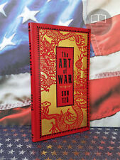 NEW The Art of War by Sun Tzu Bonded Leather Collectible Edition