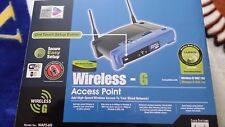 Linksys WRT54G 54 Mbps 4-Port 10/100 Wireless G Router