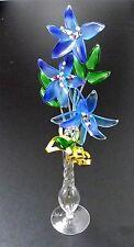 Deko-Einzelblumen aus Glas