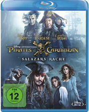 Pirates of the Caribbean: Salazars Rache [Blu-ray] gebr.-gut