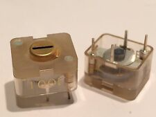 PHILIPS PROFESSIONAL TRIMMER CAPACITOR 7 - 100pF 250Vdc  PTFE & GOLD (x1)  bda13