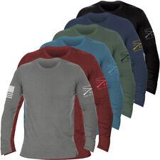 Ворчун стиль базовый футболка с длинным рукавом