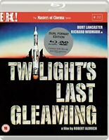 Twilights Last Gleaming (1977) (Masters of Cinema) Dual Format (Blu-ray and DVD)